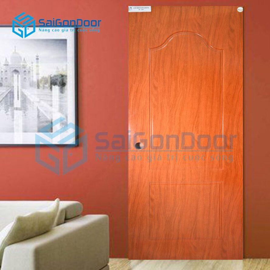Cửa nhựa gỗ cao cấp Luxury cao cấp LX.237