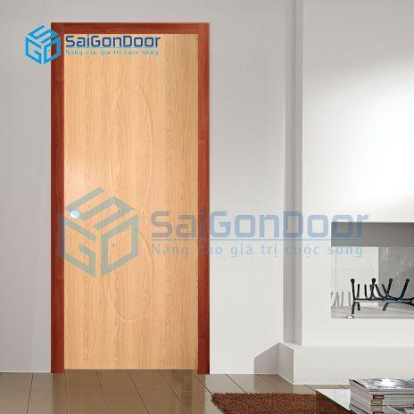Cửa nhựa vân gỗ thật SYB.247-B06