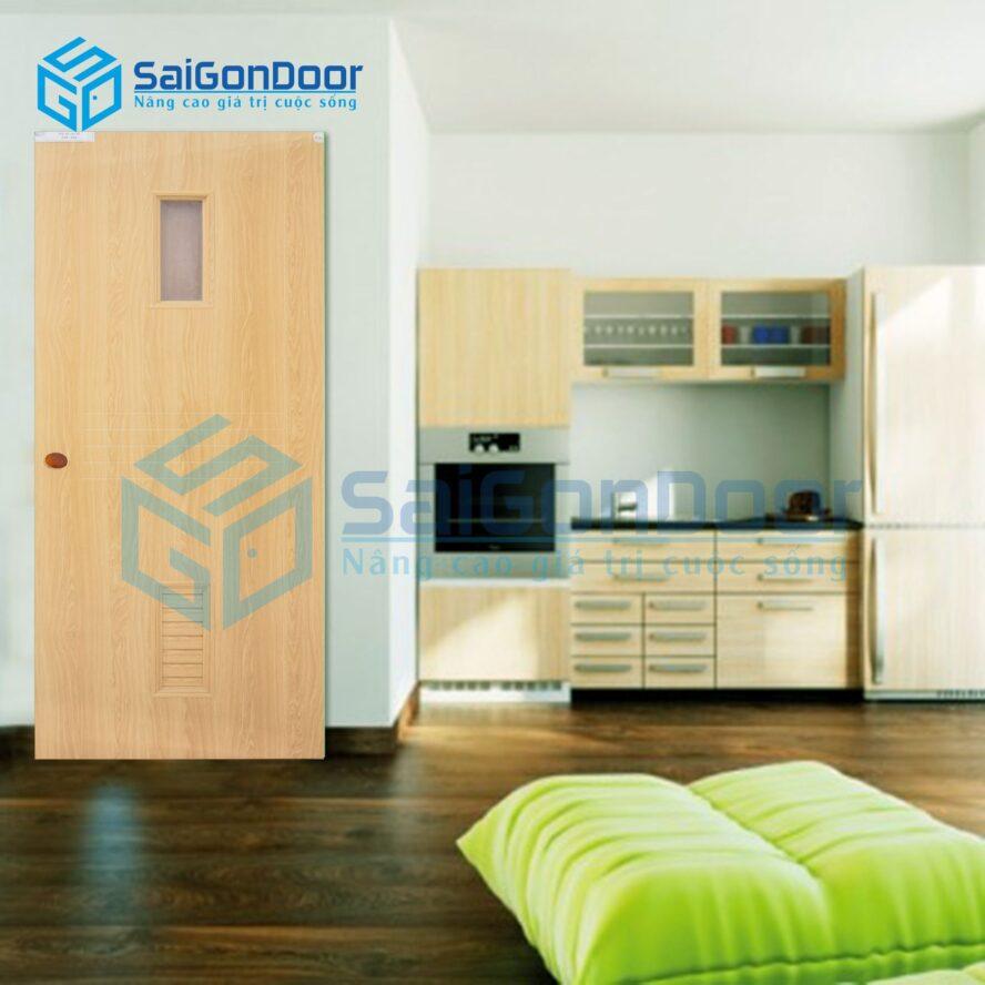 Cửa nhựa cao cấp cho phòng khách SYB.656-B06