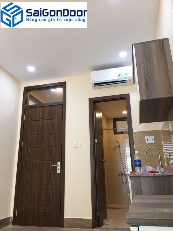 Sài Gòn Door - đơn vị thi công cửa gỗ cao cấp Tây Ninh chất lượng